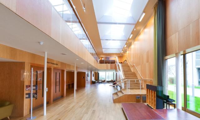Colyer Fergusson Foyer 1